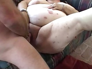 Hairy Hardcore Mature Old and Young Pussy Teen Threesome BBW