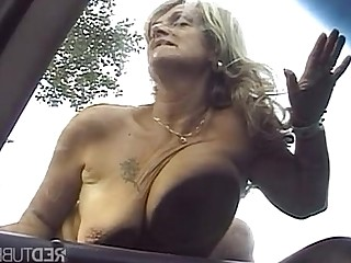 Fuck Granny Mature Outdoor Wild
