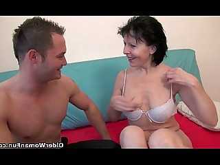 Cumshot Granny HD Hot Mammy Mature