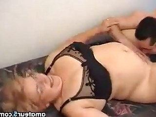 Ass BBW Fuck Glasses Granny Hardcore Mature Old and Young