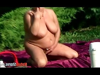 Fatty Granny Group Sex Hardcore Lesbian Mature Orgy Outdoor